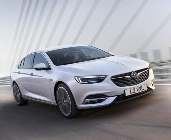 Vauxhall previews coupe-like new Insignia