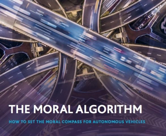 Autonomous vehicles will make practical not moral decisions, finds new research