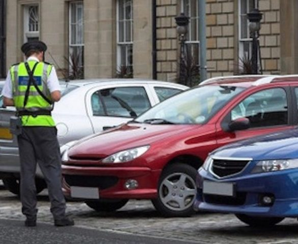 Councils' surplus from parking charges rises 9%