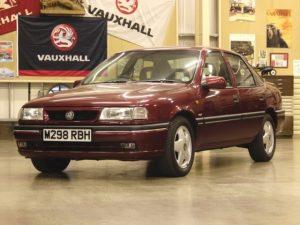 Vauxhall Cavalier (Mk3)