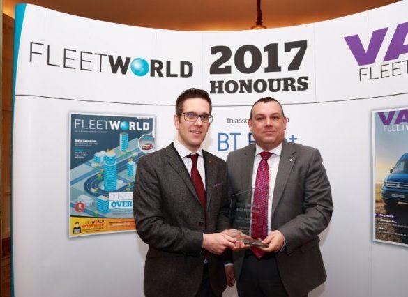 Fleet World Honours 2017: Most Improved Manufacturer – FCA