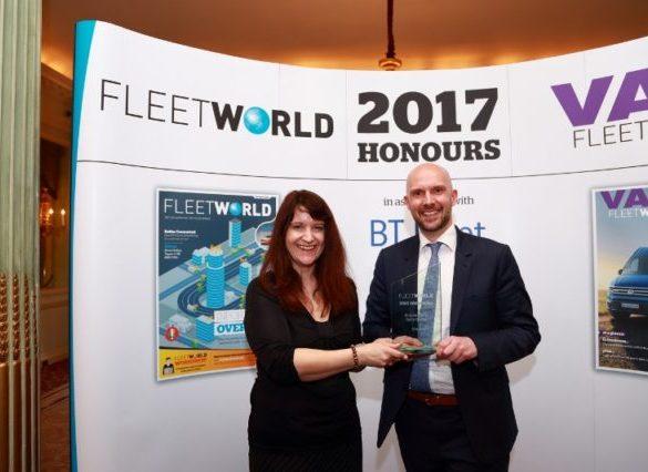 Fleet World Honours 2017: Innovation in Rental – Hertz