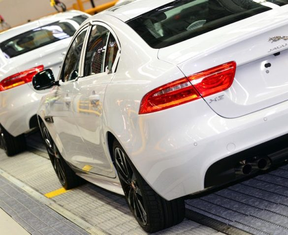 JLR to drive public sector fleet sales with Leaselink