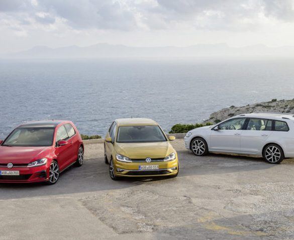 Prices announced for facelifted VW Golf