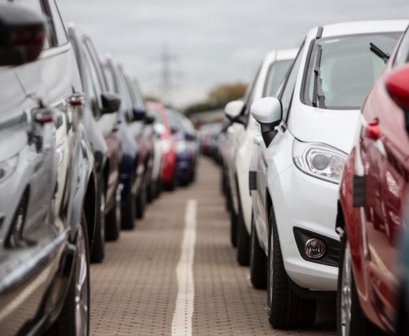 September new car market falls for first time in six years