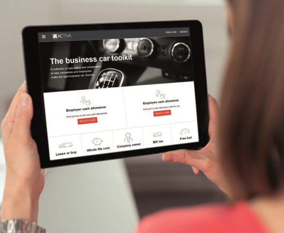 New cash or car calculator launches from Activa Contracts