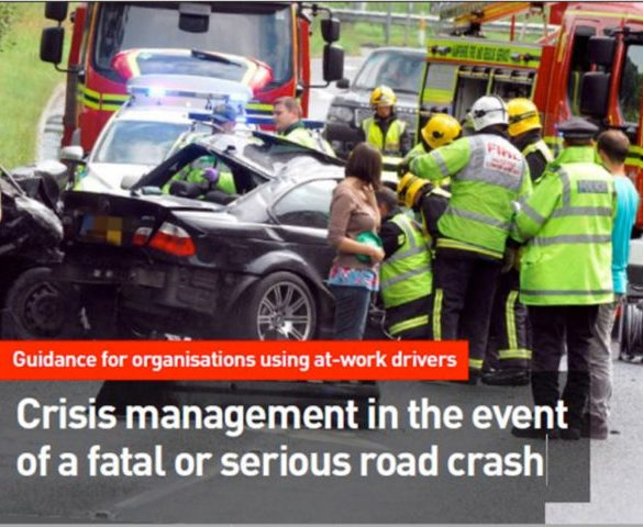 New Brake report provides guidance on crisis management for fleets