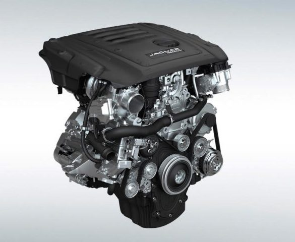 Updated XE, XF and F-PACE to bring new engines and tech