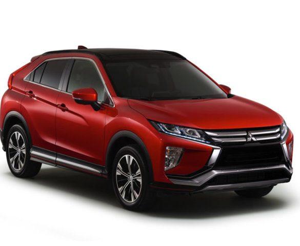 Mitsubishi reveals Eclipse Cross SUV
