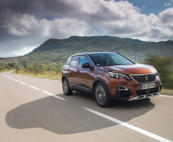 Peugeot 3008 named European Car of the Year