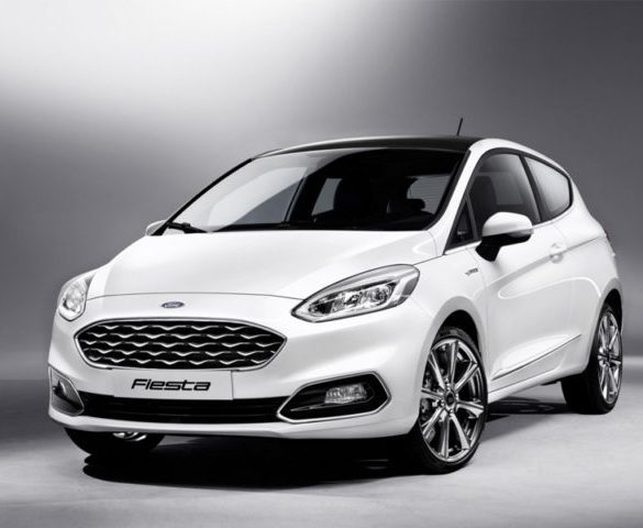 New Ford Fiesta priced from £12,715