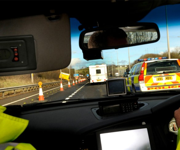 Number of traffic police down by a third in last decade