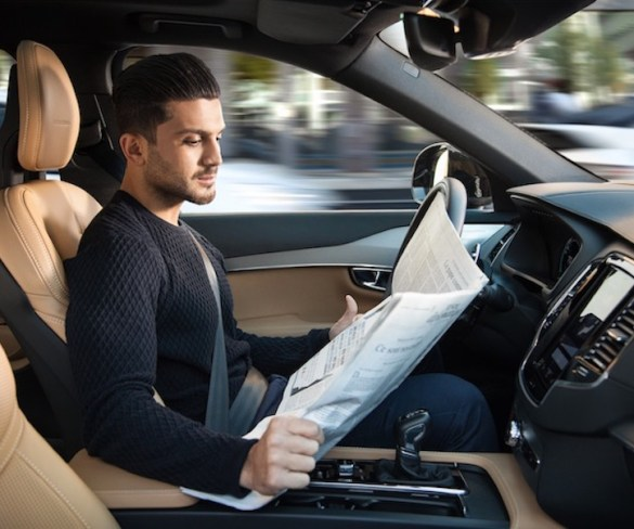 Transition to autonomous driving could increase accidents in short term, says insurers