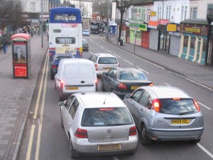 The public is being encouraged to report traffic offences in Wales
