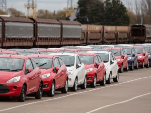 April's decline in registrations has been attributed to buyers' rush in March to beat the VED changes.
