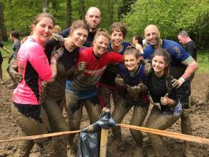 Team Tusker does Tough Mudder