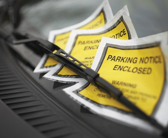 Almost half of parking penalties overturned on appeal