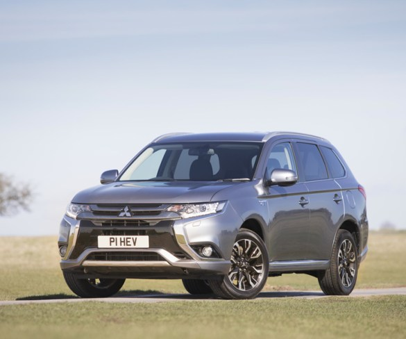Mitsubishi scrappage deal offers £4k off Outlander PHEV