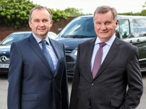 Jamie Frost and Tony Burns of Regal Rentals