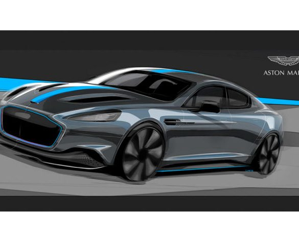 Aston Martin to launch first electric model in 2019