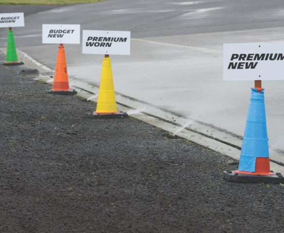 Highway Code stopping distances 'woefully short', new research suggests
