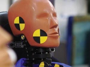 Crash test dummy