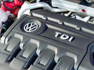 Volkswagen TDI diesel engine