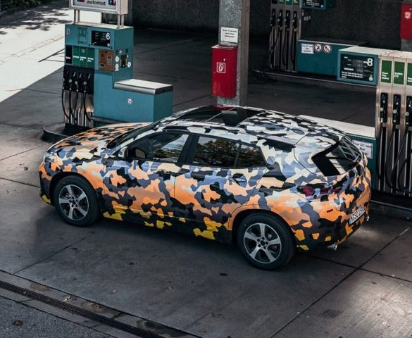 BMW shows first images of X2 coupe-SUV