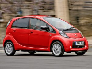 Citroën C-Zero named cheapest EV car to run