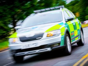 Ambulance fleet aims to save time and money using CrossClimate+ tyres