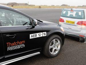 Thatcham AEB testing