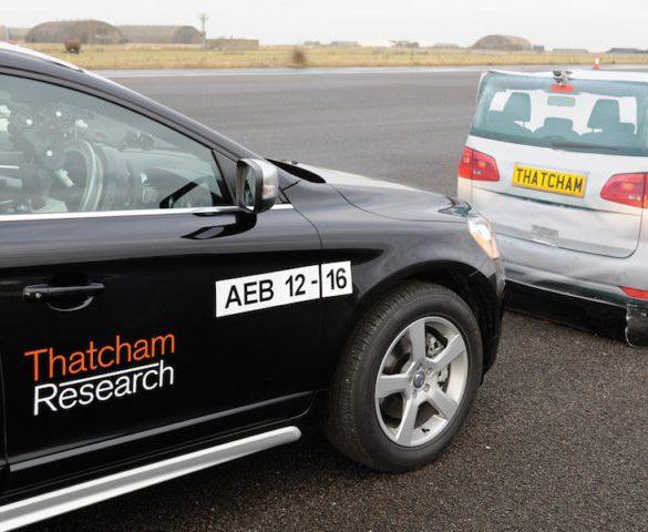 Fleets urged to spec vehicles with Autonomous Emergency Braking