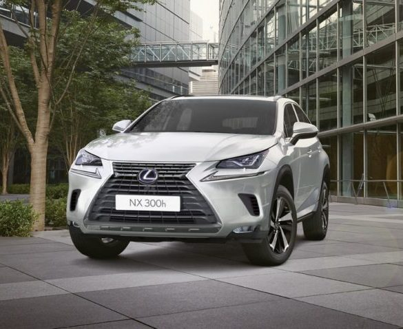 Lexus updates best-selling CT and NX