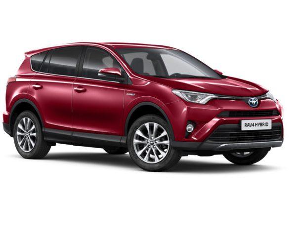 Toyota makes hybrid available across RAV4 line-up