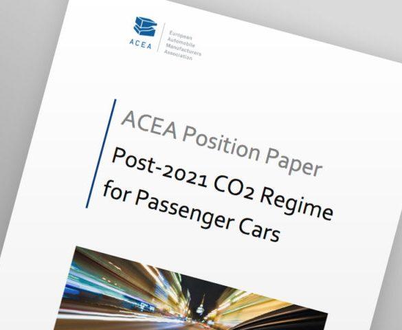 EV uptake vital to meet proposed post-2021 CO2 targets