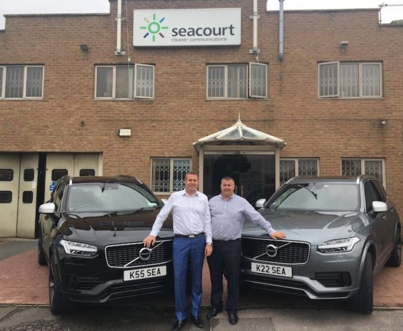 XC90 T8 is 'perfect eco-friendly business companion', says print firm