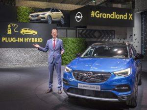 Vauxhall Grandland X PHEV