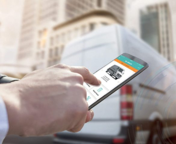 New Jaama app for fleets includes auto-triggering