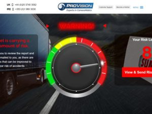 ProVision Risk Score Screen