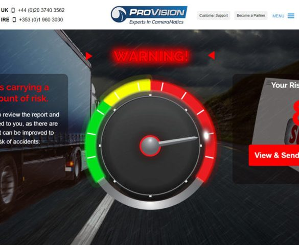 ProVision launches free Fleet Risk Assessment Tool for commercial fleets