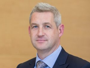 Richard Davies, newly appointed country manager at Hertz UK
