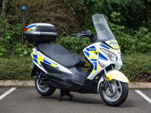 Met runs fleet trials of fuel cell scooters