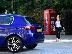 Peugeot unveils world's smallest dealership