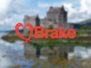 Brake to run free road safety training in Scotland