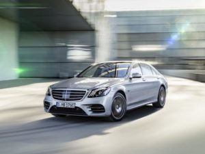 Mercedes-Benz S 560 e Plug-in-Hybrid