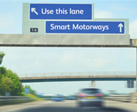 Alphabet publishes free drivers' guide to smart motorways