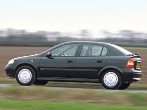 Vauxhall Astra 2002