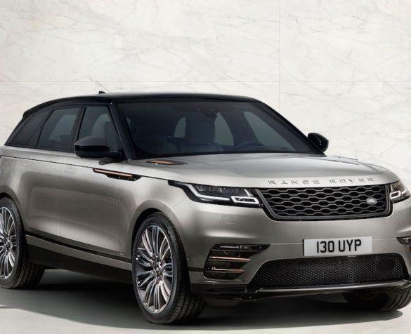 Range Rover Velar awarded five-star Euro NCAP safety rating