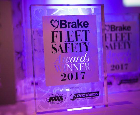 Brake reveals winners of 2017 Fleet Safety Awards