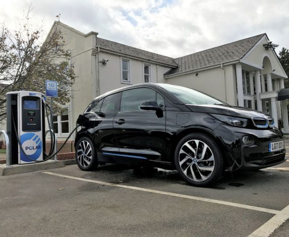Polar network gains 300th rapid charger